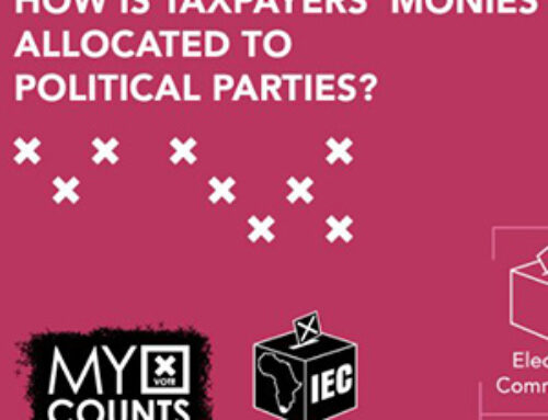How is taxpayers' monies allocated to political parties? Infographic